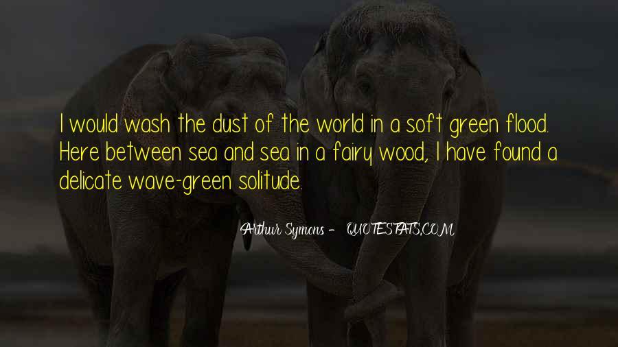 Arthur Symons Quotes #358974