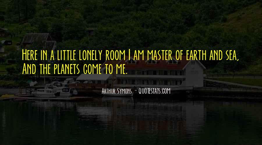 Arthur Symons Quotes #378344