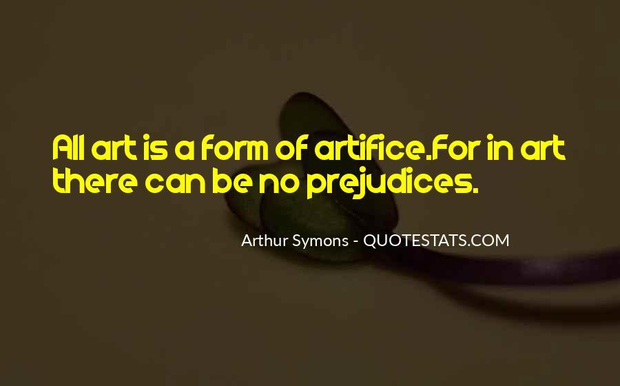 Arthur Symons Quotes #543536