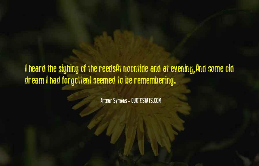 Arthur Symons Quotes #703160