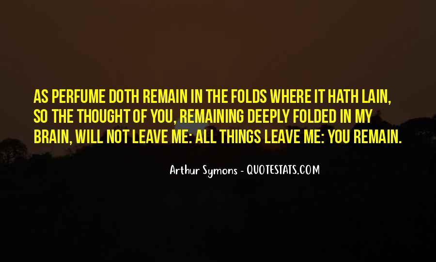 Arthur Symons Quotes #711516