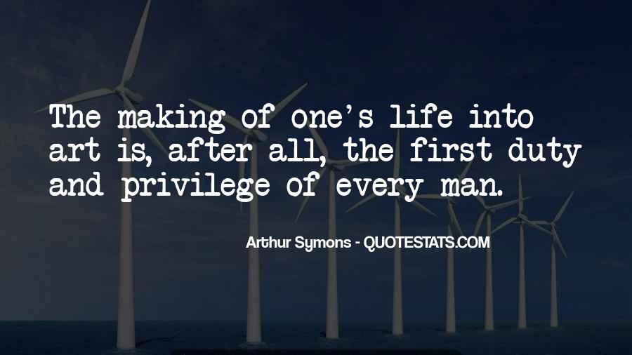 Arthur Symons Quotes #758457