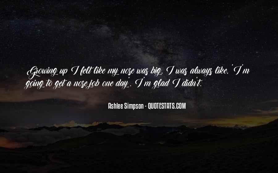 Ashlee Simpson Quotes #1190645