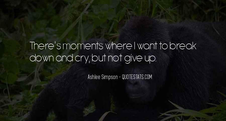 Ashlee Simpson Quotes #1269383