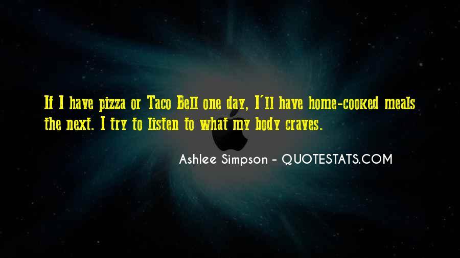 Ashlee Simpson Quotes #1402186