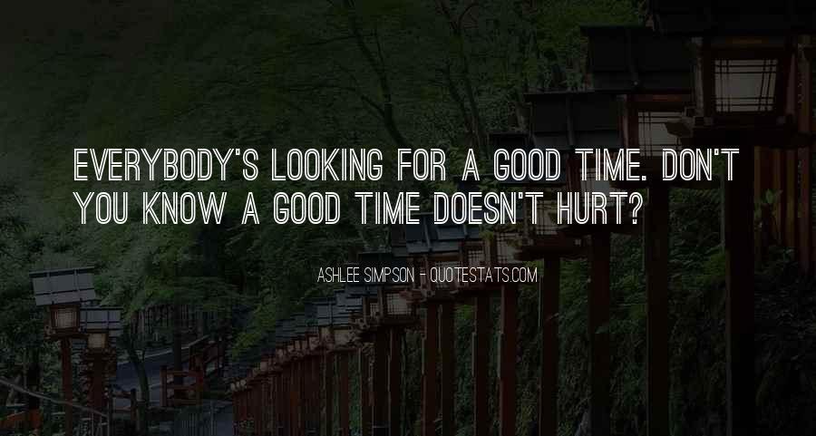 Ashlee Simpson Quotes #1637889
