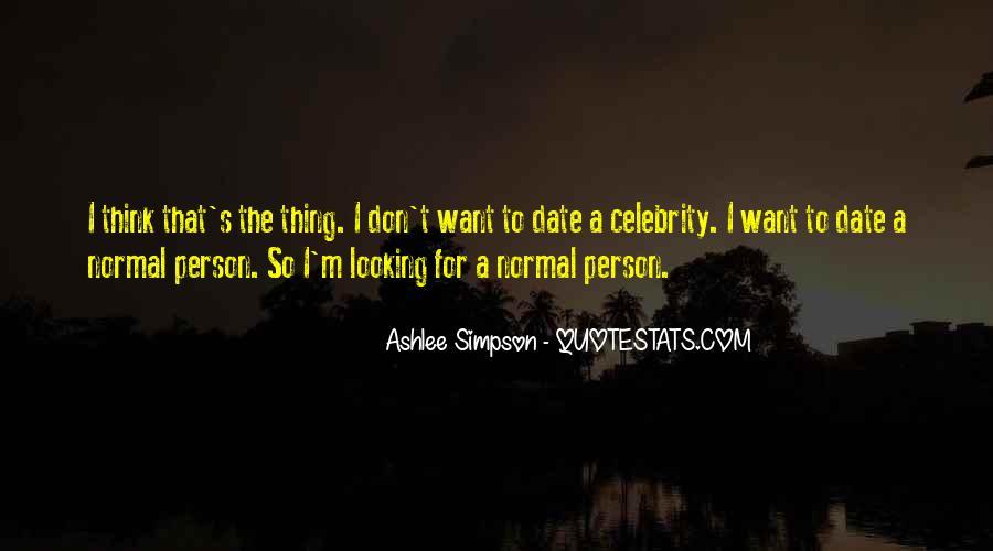 Ashlee Simpson Quotes #1814206
