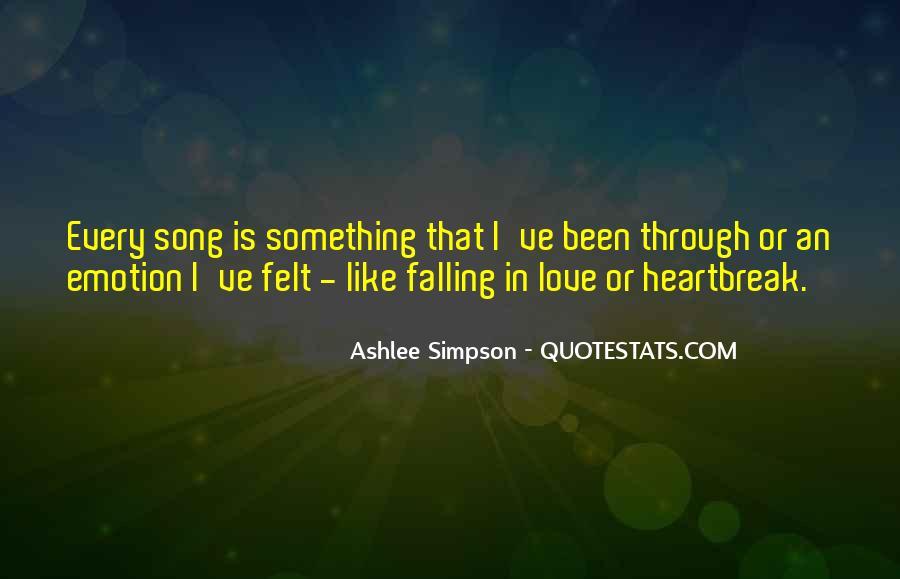 Ashlee Simpson Quotes #1854840