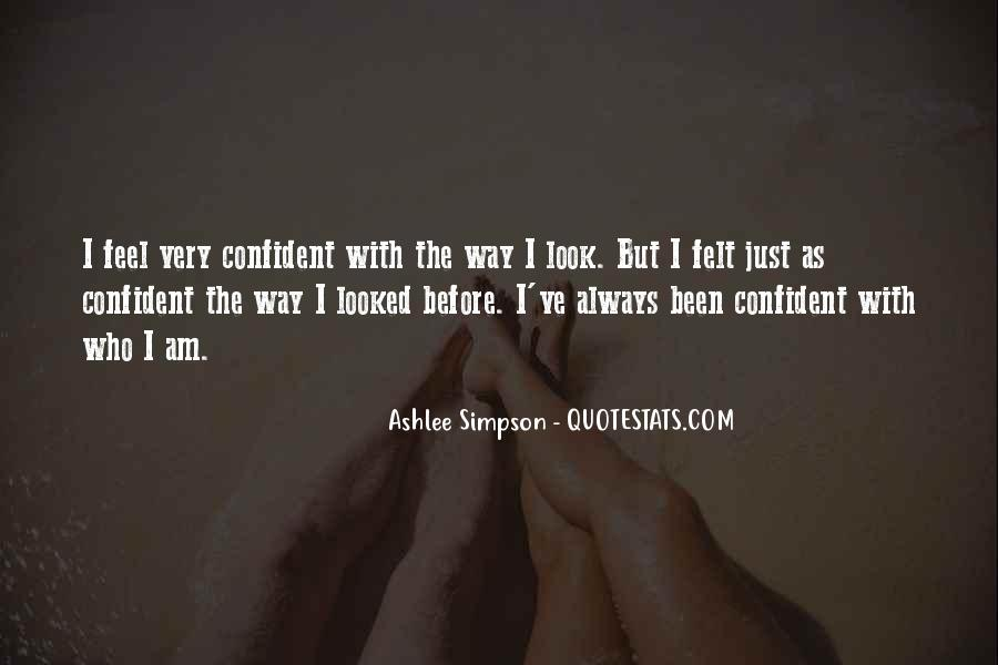 Ashlee Simpson Quotes #477705
