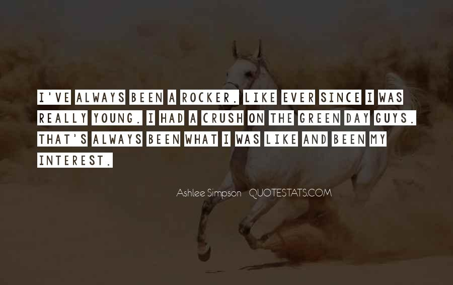 Ashlee Simpson Quotes #531301