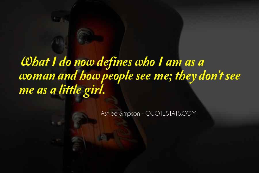 Ashlee Simpson Quotes #82056