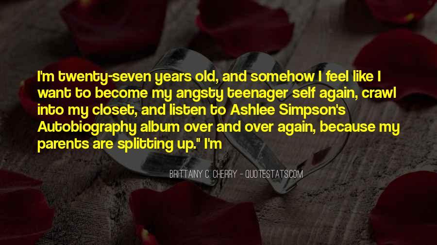 Ashlee Simpson Quotes #843982