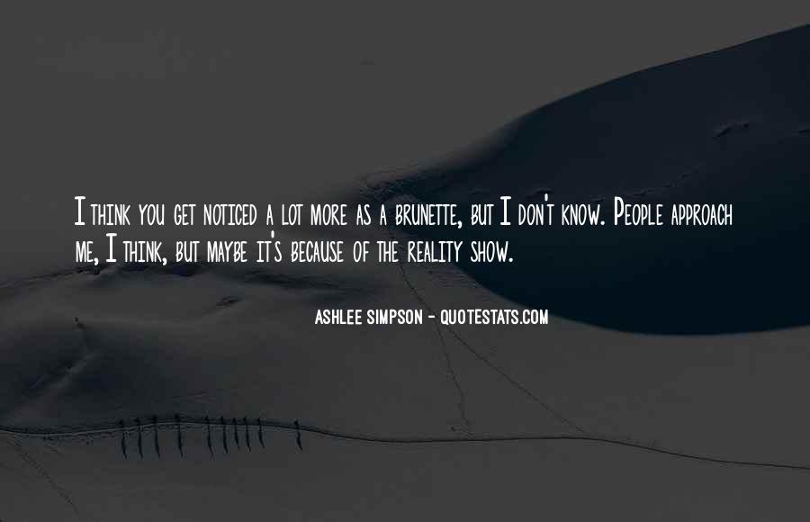 Ashlee Simpson Quotes #944393