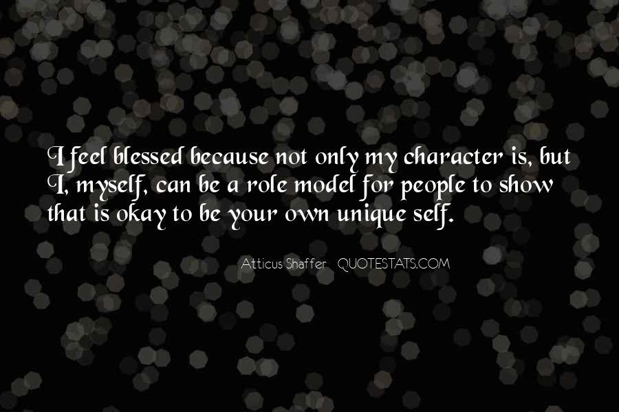 Atticus Shaffer Quotes #261665
