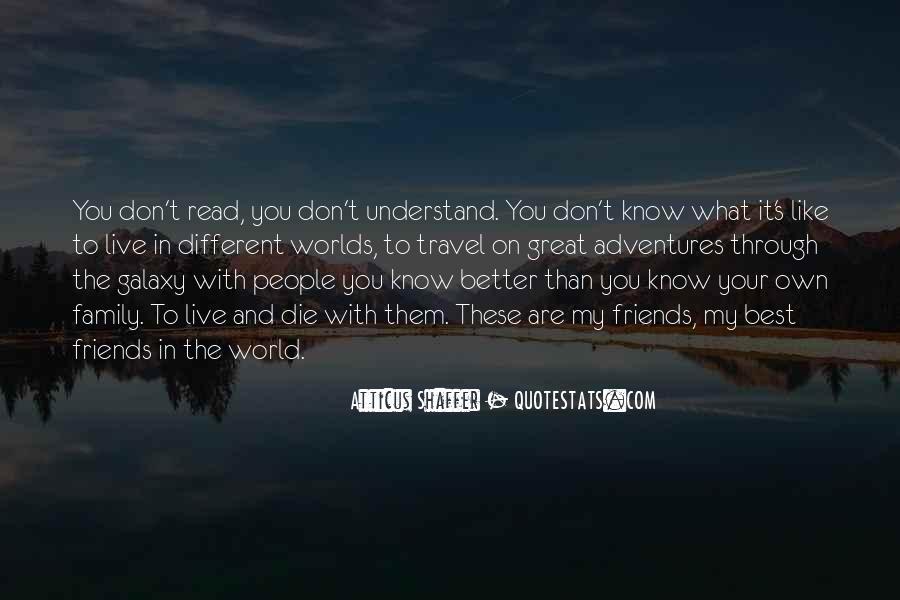 Atticus Shaffer Quotes #604773