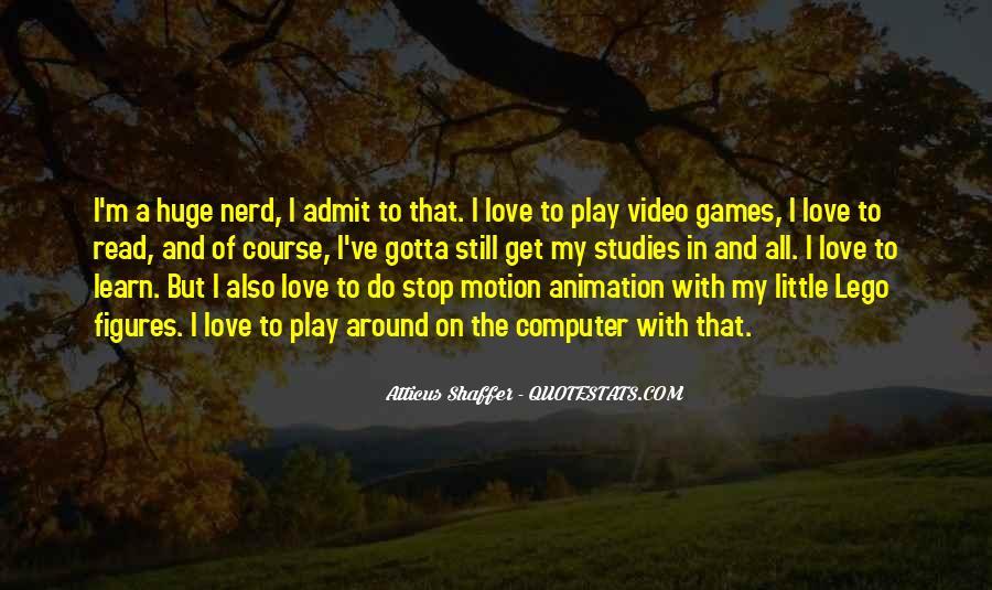 Atticus Shaffer Quotes #993234