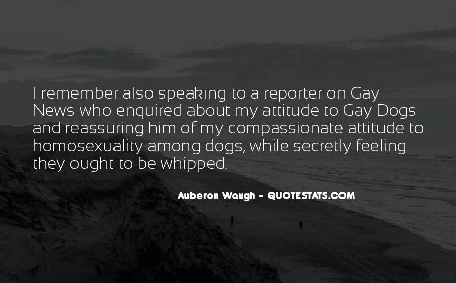 Auberon Waugh Quotes #1027731