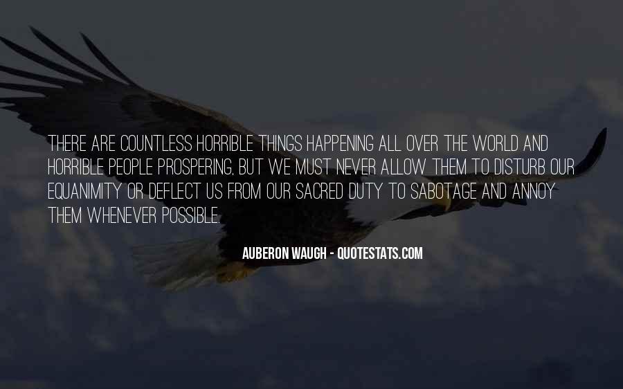Auberon Waugh Quotes #1054349