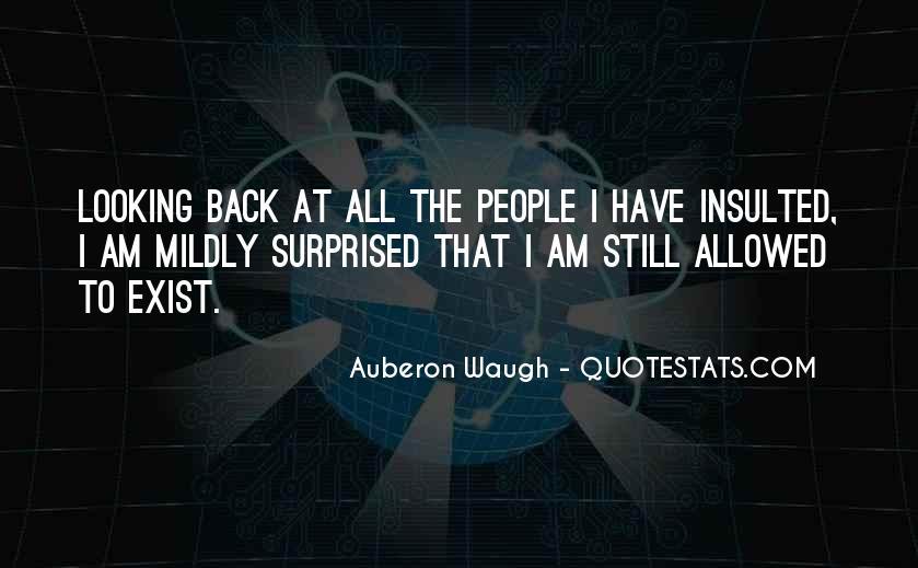 Auberon Waugh Quotes #1264291