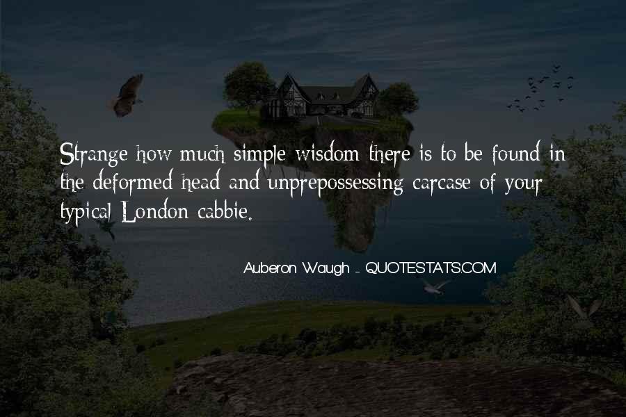 Auberon Waugh Quotes #1448789