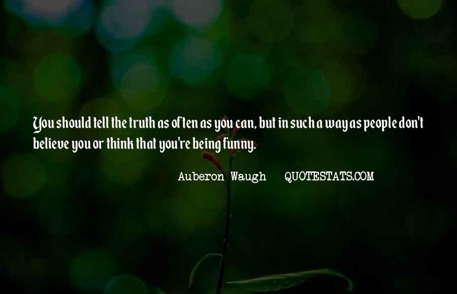 Auberon Waugh Quotes #1562623
