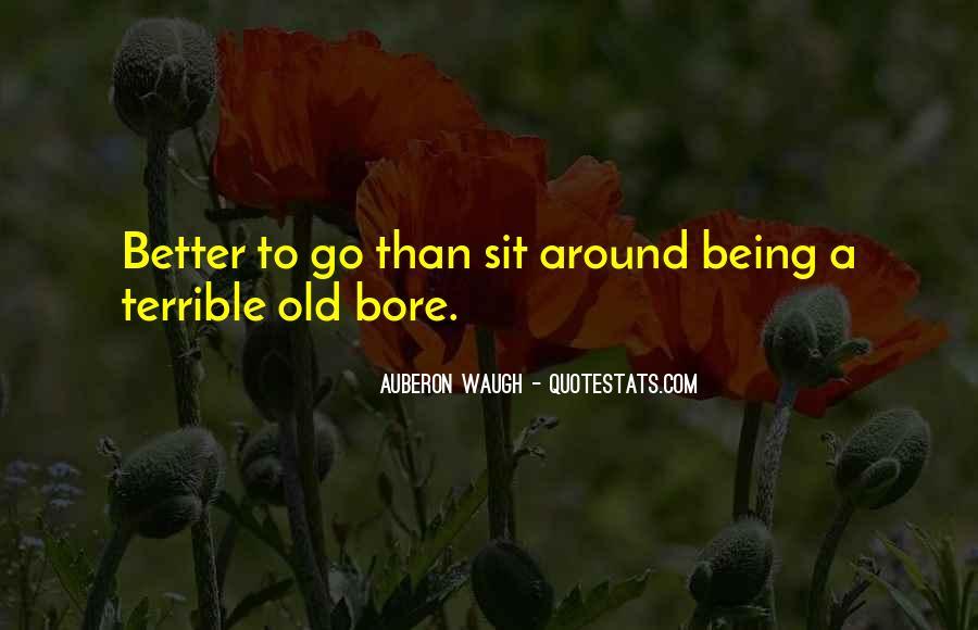 Auberon Waugh Quotes #1607258