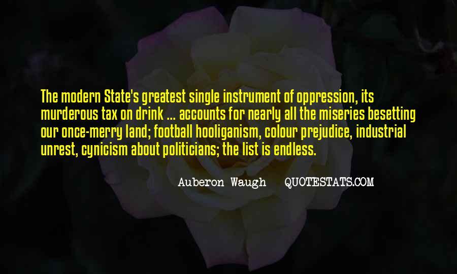 Auberon Waugh Quotes #1782290