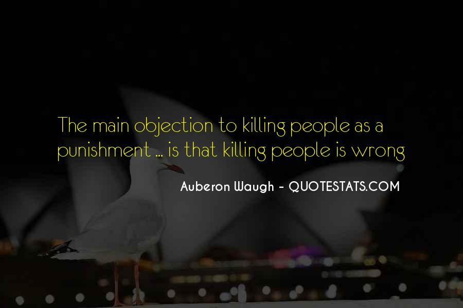 Auberon Waugh Quotes #274294