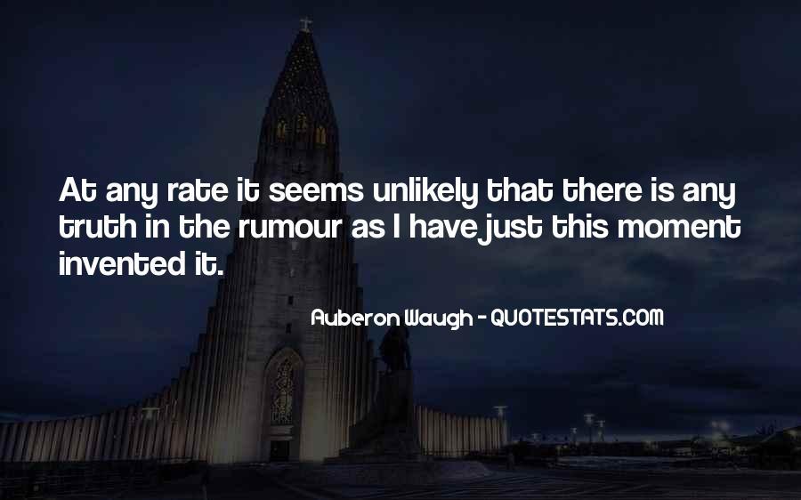 Auberon Waugh Quotes #632577