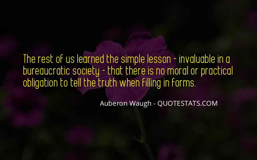 Auberon Waugh Quotes #837176