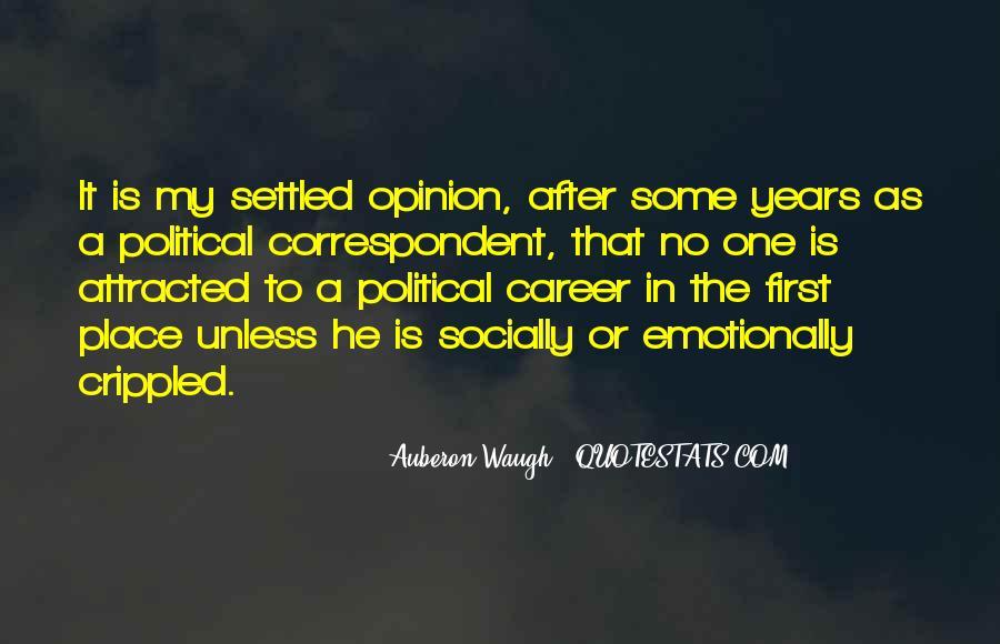 Auberon Waugh Quotes #880314