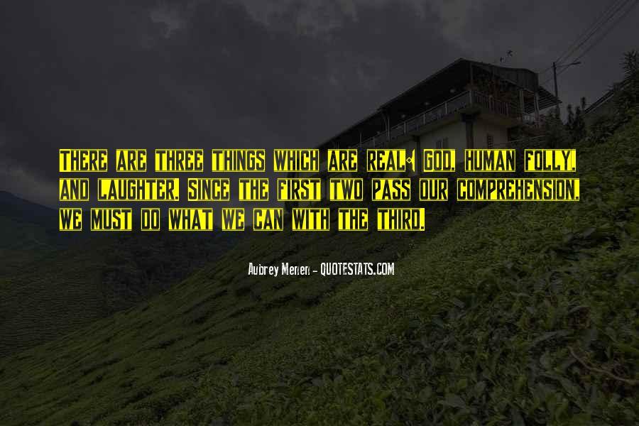 Aubrey Menen Quotes #1578035