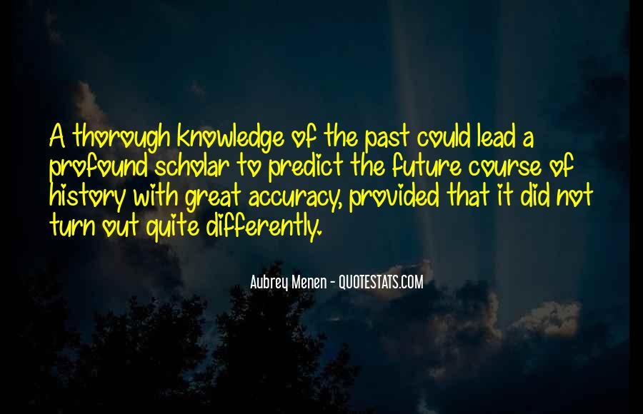 Aubrey Menen Quotes #1619049