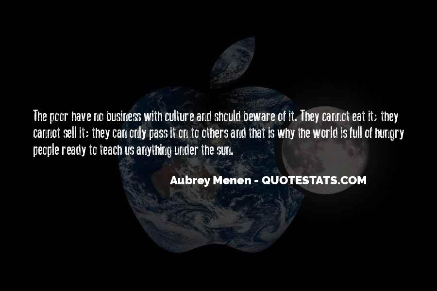 Aubrey Menen Quotes #668068