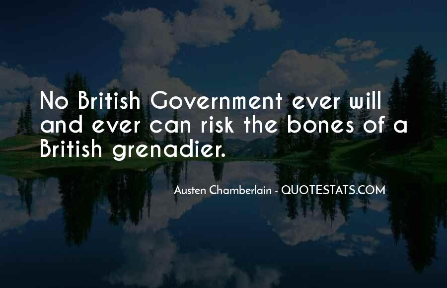 Austen Chamberlain Quotes #1244018