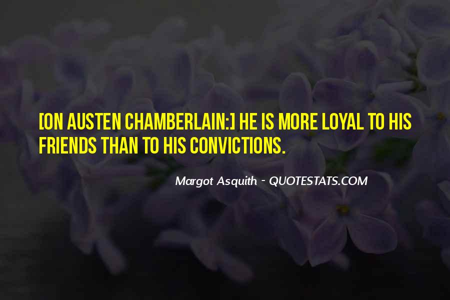 Austen Chamberlain Quotes #300479