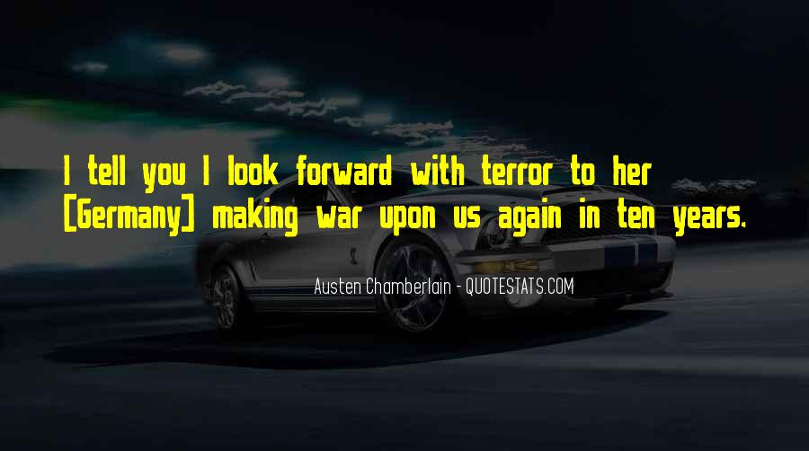 Austen Chamberlain Quotes #810361