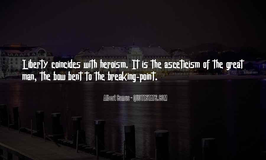 Quotes About Having A Breaking Point #227275