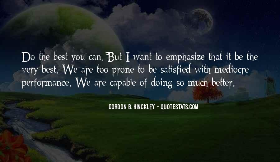 B&b Quotes #14314