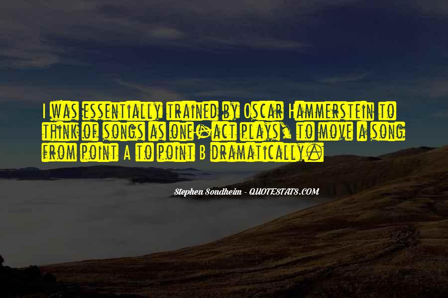 B&b Quotes #4167