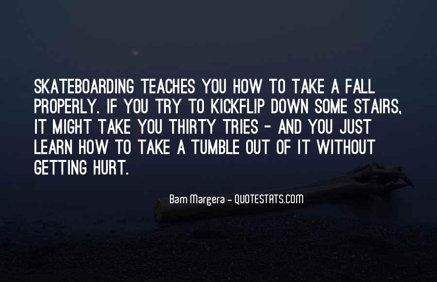 Bam Margera Quotes #778920
