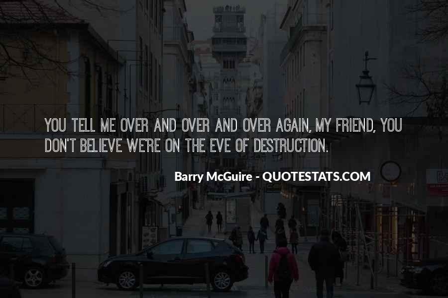 Barry Mcguire Quotes #1175029