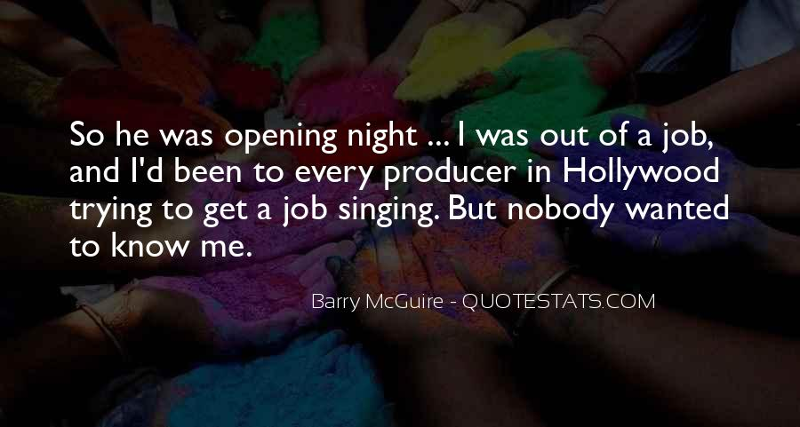 Barry Mcguire Quotes #1527839