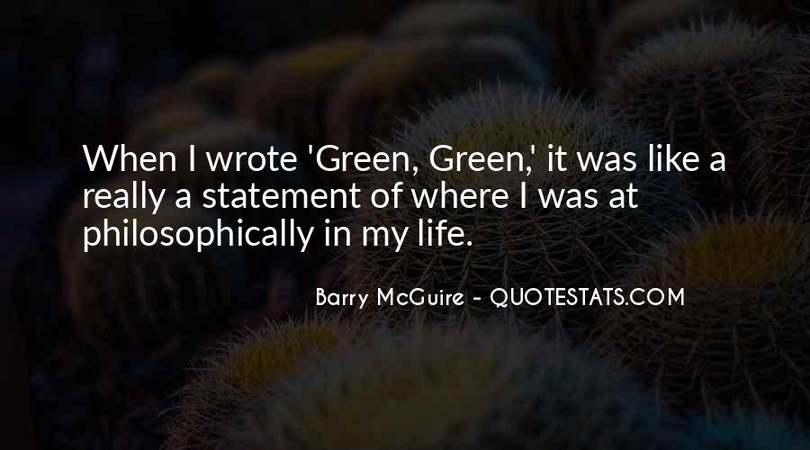 Barry Mcguire Quotes #1763589