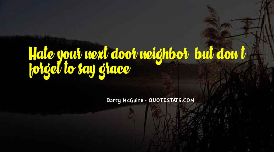 Barry Mcguire Quotes #1836490