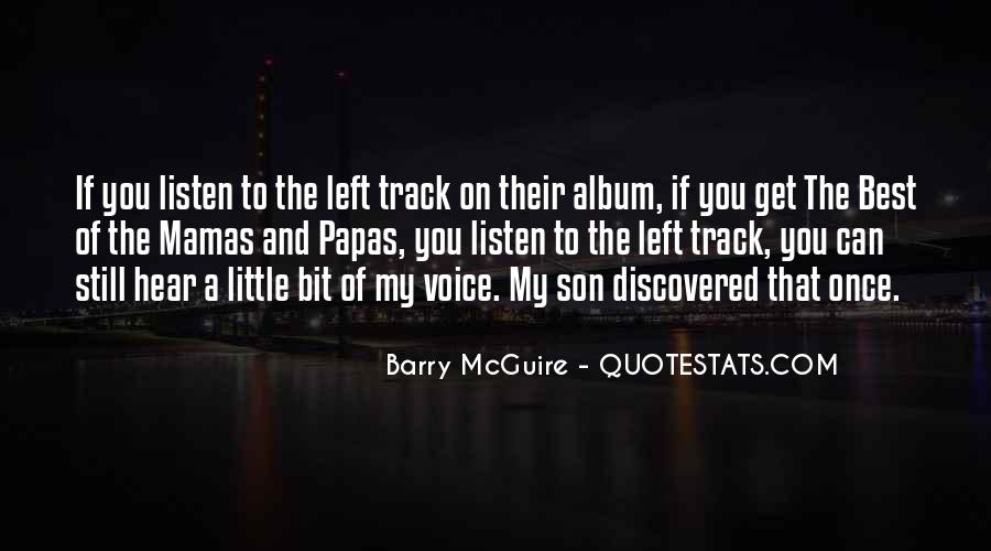 Barry Mcguire Quotes #698593