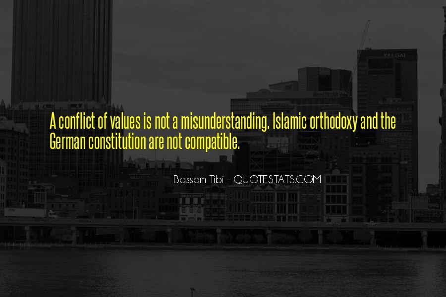 Bassam Tibi Quotes #1245722