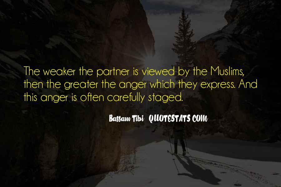 Bassam Tibi Quotes #1445332