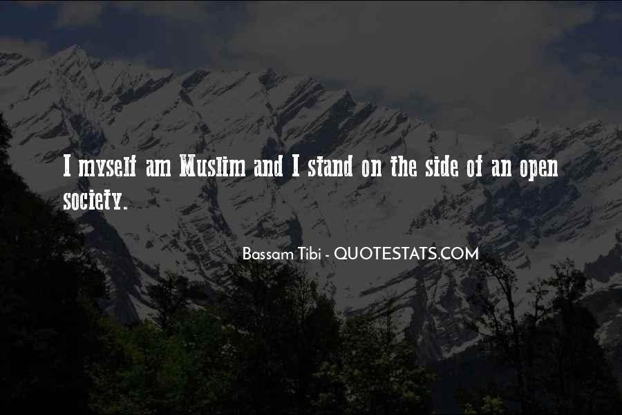 Bassam Tibi Quotes #156403