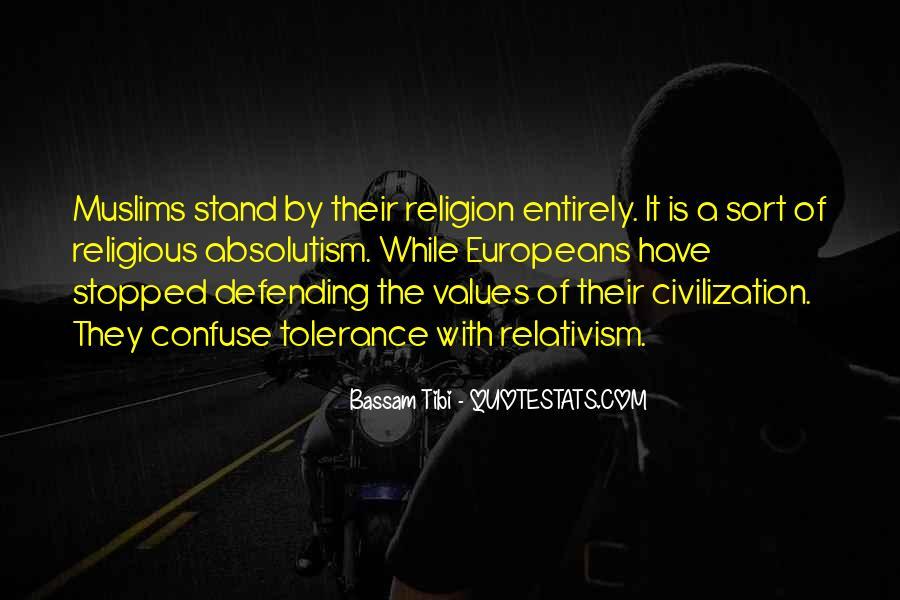 Bassam Tibi Quotes #314242